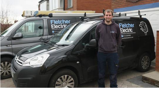 Commercial Electrician in Leeds